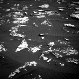 Nasa's Mars rover Curiosity acquired this image using its Right Navigation Camera on Sol 1577, at drive 528, site number 60