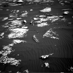 Nasa's Mars rover Curiosity acquired this image using its Right Navigation Camera on Sol 1577, at drive 540, site number 60