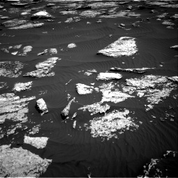 Nasa's Mars rover Curiosity acquired this image using its Right Navigation Camera on Sol 1577, at drive 558, site number 60