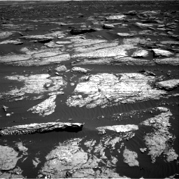 Nasa's Mars rover Curiosity acquired this image using its Right Navigation Camera on Sol 1577, at drive 624, site number 60