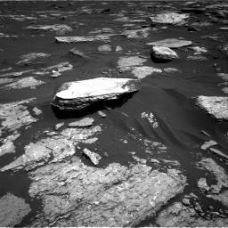 Nasa's Mars rover Curiosity acquired this image using its Right Navigation Camera on Sol 1578, at drive 684, site number 60