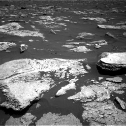 Nasa's Mars rover Curiosity acquired this image using its Right Navigation Camera on Sol 1578, at drive 696, site number 60