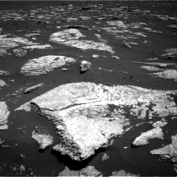 Nasa's Mars rover Curiosity acquired this image using its Right Navigation Camera on Sol 1578, at drive 702, site number 60