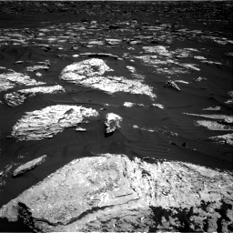 Nasa's Mars rover Curiosity acquired this image using its Right Navigation Camera on Sol 1578, at drive 708, site number 60