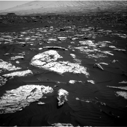 Nasa's Mars rover Curiosity acquired this image using its Right Navigation Camera on Sol 1578, at drive 714, site number 60
