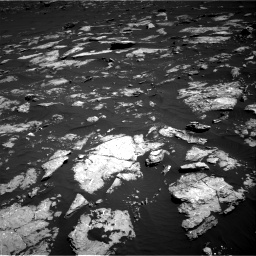 Nasa's Mars rover Curiosity acquired this image using its Right Navigation Camera on Sol 1578, at drive 774, site number 60