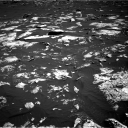 Nasa's Mars rover Curiosity acquired this image using its Right Navigation Camera on Sol 1578, at drive 786, site number 60