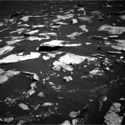 Nasa's Mars rover Curiosity acquired this image using its Right Navigation Camera on Sol 1578, at drive 804, site number 60