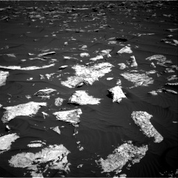 Nasa's Mars rover Curiosity acquired this image using its Right Navigation Camera on Sol 1578, at drive 828, site number 60