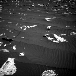 Nasa's Mars rover Curiosity acquired this image using its Right Navigation Camera on Sol 1578, at drive 876, site number 60