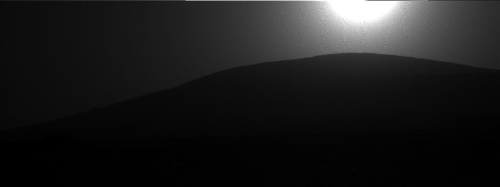 Nasa's Mars rover Curiosity acquired this image using its Left Navigation Camera on Sol 1580, at drive 888, site number 60