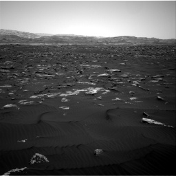 Nasa's Mars rover Curiosity acquired this image using its Right Navigation Camera on Sol 1582, at drive 894, site number 60