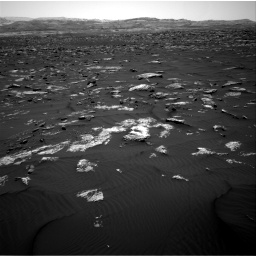 Nasa's Mars rover Curiosity acquired this image using its Right Navigation Camera on Sol 1582, at drive 918, site number 60