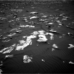 Nasa's Mars rover Curiosity acquired this image using its Right Navigation Camera on Sol 1582, at drive 936, site number 60