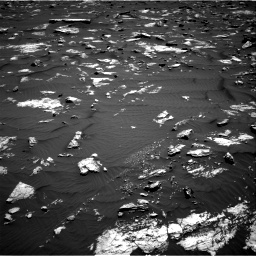 Nasa's Mars rover Curiosity acquired this image using its Right Navigation Camera on Sol 1582, at drive 948, site number 60