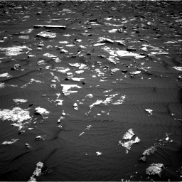 Nasa's Mars rover Curiosity acquired this image using its Right Navigation Camera on Sol 1582, at drive 960, site number 60