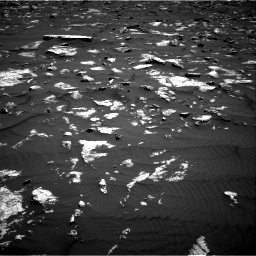 Nasa's Mars rover Curiosity acquired this image using its Right Navigation Camera on Sol 1582, at drive 966, site number 60