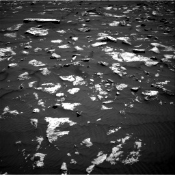 Nasa's Mars rover Curiosity acquired this image using its Right Navigation Camera on Sol 1582, at drive 972, site number 60
