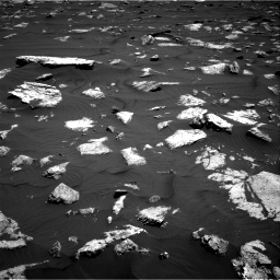 Nasa's Mars rover Curiosity acquired this image using its Right Navigation Camera on Sol 1582, at drive 990, site number 60