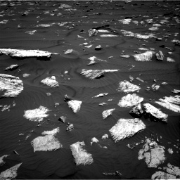 Nasa's Mars rover Curiosity acquired this image using its Right Navigation Camera on Sol 1582, at drive 996, site number 60