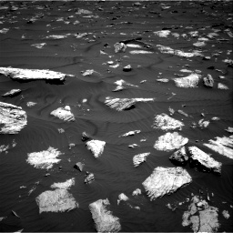 Nasa's Mars rover Curiosity acquired this image using its Right Navigation Camera on Sol 1582, at drive 1002, site number 60