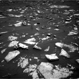 Nasa's Mars rover Curiosity acquired this image using its Right Navigation Camera on Sol 1582, at drive 1014, site number 60