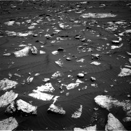 Nasa's Mars rover Curiosity acquired this image using its Right Navigation Camera on Sol 1582, at drive 1020, site number 60