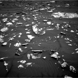 Nasa's Mars rover Curiosity acquired this image using its Right Navigation Camera on Sol 1582, at drive 1044, site number 60