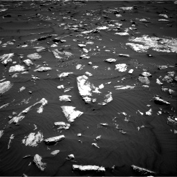Nasa's Mars rover Curiosity acquired this image using its Right Navigation Camera on Sol 1582, at drive 1050, site number 60
