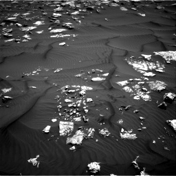 Nasa's Mars rover Curiosity acquired this image using its Right Navigation Camera on Sol 1582, at drive 1116, site number 60