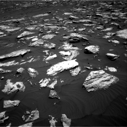 Nasa's Mars rover Curiosity acquired this image using its Right Navigation Camera on Sol 1582, at drive 1212, site number 60
