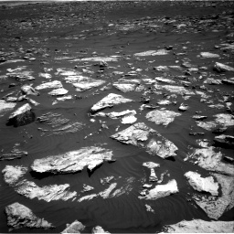 Nasa's Mars rover Curiosity acquired this image using its Right Navigation Camera on Sol 1582, at drive 1236, site number 60