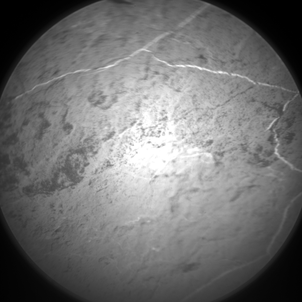 Nasa's Mars rover Curiosity acquired this image using its Chemistry & Camera (ChemCam) on Sol 1583, at drive 1422, site number 60