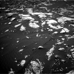 Nasa's Mars rover Curiosity acquired this image using its Left Navigation Camera on Sol 1583, at drive 1386, site number 60