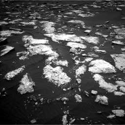 Nasa's Mars rover Curiosity acquired this image using its Left Navigation Camera on Sol 1583, at drive 1398, site number 60