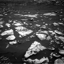 Nasa's Mars rover Curiosity acquired this image using its Right Navigation Camera on Sol 1583, at drive 1266, site number 60