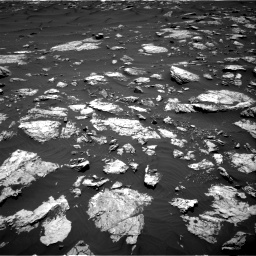 Nasa's Mars rover Curiosity acquired this image using its Right Navigation Camera on Sol 1583, at drive 1272, site number 60