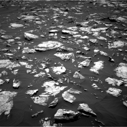 Nasa's Mars rover Curiosity acquired this image using its Right Navigation Camera on Sol 1583, at drive 1278, site number 60