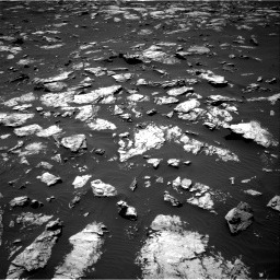 Nasa's Mars rover Curiosity acquired this image using its Right Navigation Camera on Sol 1583, at drive 1296, site number 60
