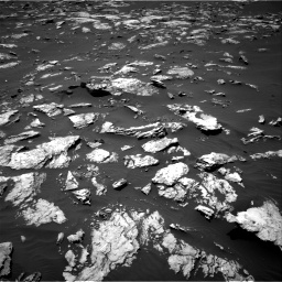 Nasa's Mars rover Curiosity acquired this image using its Right Navigation Camera on Sol 1583, at drive 1308, site number 60