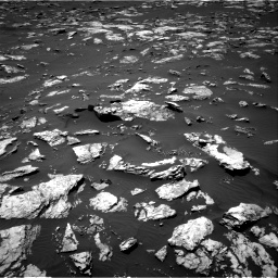 Nasa's Mars rover Curiosity acquired this image using its Right Navigation Camera on Sol 1583, at drive 1314, site number 60