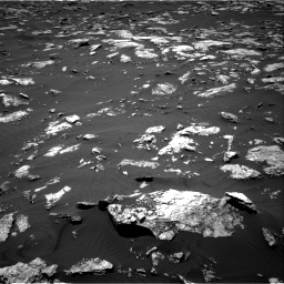 Nasa's Mars rover Curiosity acquired this image using its Right Navigation Camera on Sol 1583, at drive 1332, site number 60