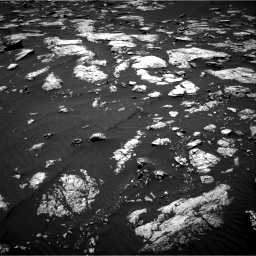 Nasa's Mars rover Curiosity acquired this image using its Right Navigation Camera on Sol 1583, at drive 1380, site number 60