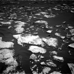 Nasa's Mars rover Curiosity acquired this image using its Right Navigation Camera on Sol 1583, at drive 1410, site number 60