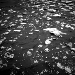 Nasa's Mars rover Curiosity acquired this image using its Left Navigation Camera on Sol 1584, at drive 1590, site number 60