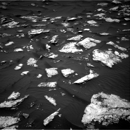 Nasa's Mars rover Curiosity acquired this image using its Right Navigation Camera on Sol 1584, at drive 1446, site number 60