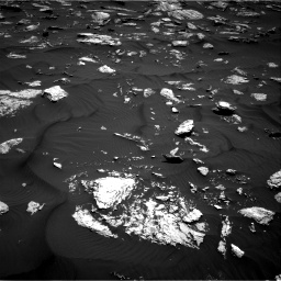 Nasa's Mars rover Curiosity acquired this image using its Right Navigation Camera on Sol 1584, at drive 1464, site number 60