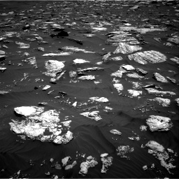 Nasa's Mars rover Curiosity acquired this image using its Right Navigation Camera on Sol 1584, at drive 1494, site number 60