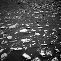 Nasa's Mars rover Curiosity acquired this image using its Right Navigation Camera on Sol 1584, at drive 1554, site number 60