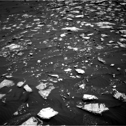 Nasa's Mars rover Curiosity acquired this image using its Right Navigation Camera on Sol 1584, at drive 1572, site number 60